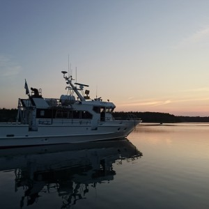 Autumn cruise to Örö fortress and the Archipelago National Park