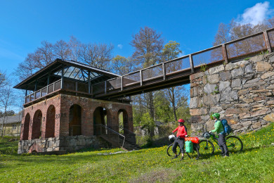 Coastal Route, bicycling in the Finnish Archipelago