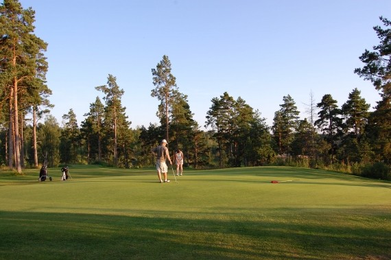 Restaurang Bjärkas Golf