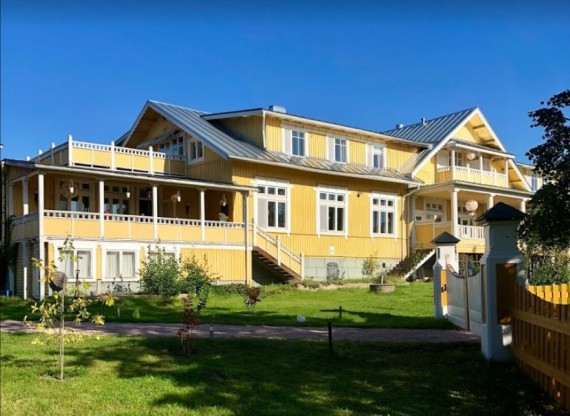 Bed & Breakfast Villa Ekbladh